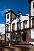 Kirche Nossa Senhora do Monte in Monte, Madeira, Portugal