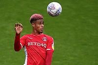 Lyle Taylor of Charlton Athletic during Charlton Athletic vs Coventry City, Sky Bet EFL League 1 Football at The Valley on 6th October 2018
