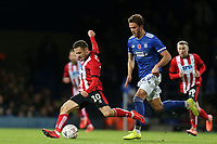 Jack Payne of Lincoln City during Ipswich Town vs Lincoln City, Emirates FA Cup Football at Portman Road on 9th November 2019