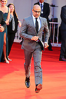 Stanley Tucci poses on the red carpet to present the movie 'Spotlight' during the 72nd Venice Film Festival at the Palazzo Del Cinema, in Venice, September 3, 2015. <br /> UPDATE IMAGES PRESS/Stephen Richie