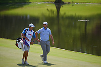 Jon Rahm (ESP) makes his way down 9 during round 2 of the WGC FedEx St. Jude Invitational, TPC Southwind, Memphis, Tennessee, USA. 7/26/2019.<br /> Picture Ken Murray / Golffile.ie<br /> <br /> All photo usage must carry mandatory copyright credit (© Golffile | Ken Murray)