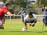 100403 Wellington Club Rugby - Norths v MSP
