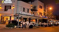 WC- Cenacolo Restaurant, Playa del Carmen Mexico 6 12