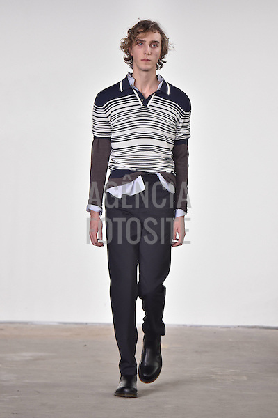 Orley-<br /> New York Fashion Week _Menswear- Inverno 2016