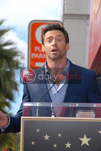 Hugh Jackman<br />