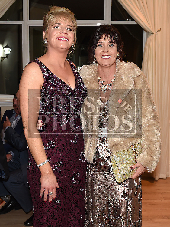 Pauline McSwiney and Pauline O'Callaghan at the Baile Atha Fherdia Traders Awards in the Nuremore hotel Carrickmacross. Photo:Colin Bell/pressphotos.ie