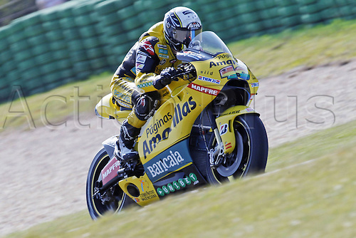 25 06 2010 MotoGP TIM TT Assen Free Practice 2 and Qualifying, Netherlands, June 25, 2010. Hector Barbera Paginas Amarillas Aspar Ducati