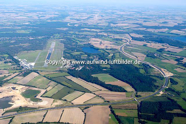 Deutschland, Schleswig- Holstein, Luebeck, Ostseeautobahn, A20, Blankensee