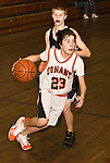 Basketball Boys 01 Milford Freshmen