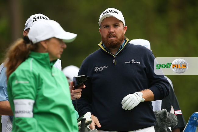 Shane Lowry (IRL) making his move during Round Three of the 2015 BMW PGA Championship over the West Course at Wentworth, Virginia Water, London. 23/05/2015. Picture David Lloyd | www.golffile.ie.