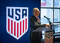 Nashville, TN, Tuesday, September 11, 2018: U.S. Soccer General Partners Meeting.