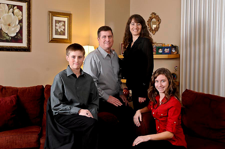Gordon Family Portraits