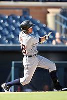 Cale Iorg - Peoria Javelinas, 2009 Arizona Fall League.Photo by:  Bill Mitchell/Four Seam Images..