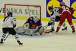 20150404 IIHF Eishockey Frauen WM 2015, Finnland  (FIN) vs Russland (RUS)