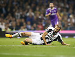 Juventus' Giorgio Chiellini in action during the Champions League Final match at the Principality Stadium, Cardiff. Picture date: June 3rd, 2017. Pic credit should read: David Klein/Sportimage