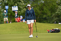 Luna Sobron Galmes (ESP) looks over her putt on 11 during the round 1 of the KPMG Women's PGA Championship, Hazeltine National, Chaska, Minnesota, USA. 6/20/2019.<br /> Picture: Golffile | Ken Murray<br /> <br /> <br /> All photo usage must carry mandatory copyright credit (© Golffile | Ken Murray)