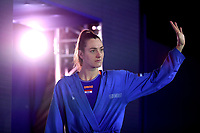 4 NED VAN DER SLOOT Catharina Netherlands  <br /> Budapest 13/01/2020 Duna Arena <br /> GERMANY (white caps) Vs. NETHERLANDS (blue caps)<br /> XXXIV LEN European Water Polo Championships 2020<br /> Photo  © Andrea Staccioli / Deepbluemedia / Insidefoto