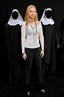 "LOS ANGELES, CA. September 04, 2018: Molly Quinn at the world premiere of ""The Nun"" at the TCL Chinese Theatre, Hollywood."