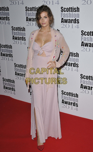 LONDON, ENGLAND - SEPTEMBER 01: Tali Lennox attends the Scottish Fashion Awards 2014, 8 Northumberland Avenue, Northumberland Avenue, on Monday September 01, 2014 in London, England, UK. <br /> CAP/CAN<br /> &copy;Can Nguyen/Capital Pictures