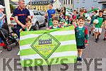 Ballyheigue AFC at the Ballyheigue Summer Fest Parade on Sunday