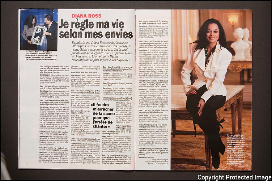 Presse<br /> Gala