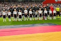 Deutsche Mannschaft - 11.06.2019: Deutschland vs. Estland, OPEL Arena Mainz, EM-Qualifikation DISCLAIMER: DFB regulations prohibit any use of photographs as image sequences and/or quasi-video.
