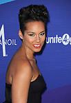 "Alicia Keys attends unite4:good and Variety presentation ""unite4:humanity"" Celebrating Good, Giving and Greatness Around the Globe held at Sony Picture Studios in Culver City, California on February 27,2014                                                                               © 2014 Hollywood Press Agency"