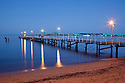 Town jetty. Port Lincoln.