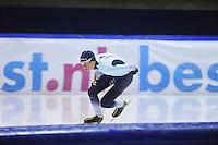 SCHAATSEN: HEERENVEEN: IJsstadion Thialf, 04-02-15, Training World Cup, Bart Swings (BEL), ©foto Martin de Jong