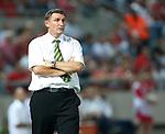 Tony Mowbray helpless as his Celtic side crumble to Hapoel Tel-Aviv