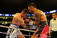 Martin Murray (white shorts) defeats Roberto Garcia (red shorts) during a Boxing Show at the The O2 Arena on 23rd June 2018