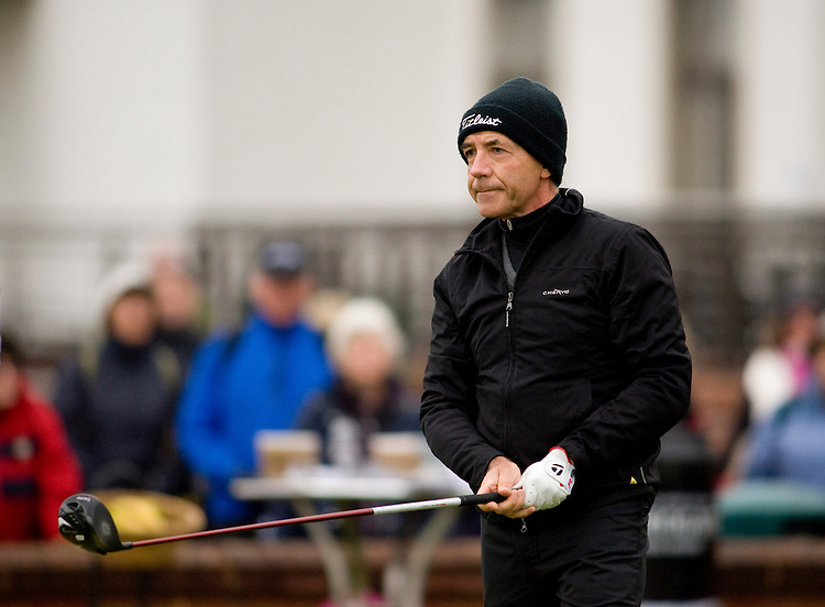 ALFRED DUNHILL LINKS CHAMPIONSHIP, ST.ANDREWS..NORBERT DENTRESSANGLE..10-10-2010 PIC BY IAN MCILGORM