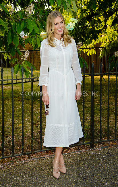 WWW.ACEPIXS.COM<br /> <br /> July 2 2015, New York City<br /> <br /> Donna Air arriving at The Serpentine Gallery summer party at The Serpentine Gallery on July 2, 2015 in London, England<br /> <br /> By Line: Famous/ACE Pictures<br /> <br /> <br /> ACE Pictures, Inc.<br /> tel: 646 769 0430<br /> Email: info@acepixs.com<br /> www.acepixs.com