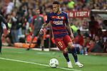 FC Barcelona's Neymar Junior  during Spanish Kings Cup Final match. May 22,2016. (ALTERPHOTOS/Rodrigo Jimenez)