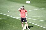 Atletico de Madrid's Filipe Luis during training session. April 26,2016.(ALTERPHOTOS/Acero)