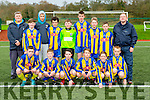 The Killorglin team that played Killarney Celtic in the FAI National cup in Killarney on Saturday