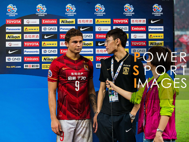 Guangzhou Evergrande vs Kashima Antlers during the AFC Champions League 2015 Group Stage H match on 18 March, 2015 at  Guangzhou Tianhe Sport Center in Guangzhou, China. Photo by Aitior Alcalde / Power Sport Images