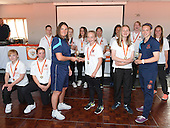 01/06/2016 BFC Girls Presentation Night 2016