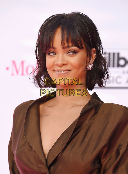 LAS VEGAS, CA - MAY 22: Singer-songwriter Rihanna attends the 2016 Billboard Music Awards at T-Mobile Arena on May 22, 2016 in Las Vegas, Nevada.<br /> CAP/ROT/TM<br /> &copy;TM/ROT/Capital Pictures