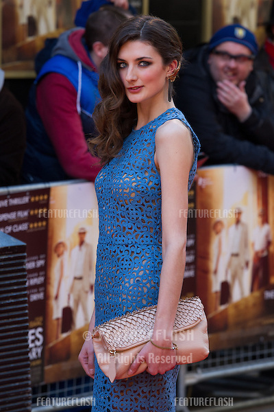 Daisy Beven arriving for the UK Premiere of The Two Faces of January<br /> Curzon Cinema, Mayfair, London. 13/05/2014 Picture by: Dave Norton / Featureflash