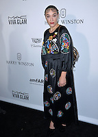 LOS ANGELES, CA. October 27, 2016: Mia Moretti at the 2016 amfAR Inspiration Gala at Milk Studios, Los Angeles.<br /> Picture: Paul Smith/Featureflash/SilverHub 0208 004 5359/ 07711 972644 Editors@silverhubmedia.com