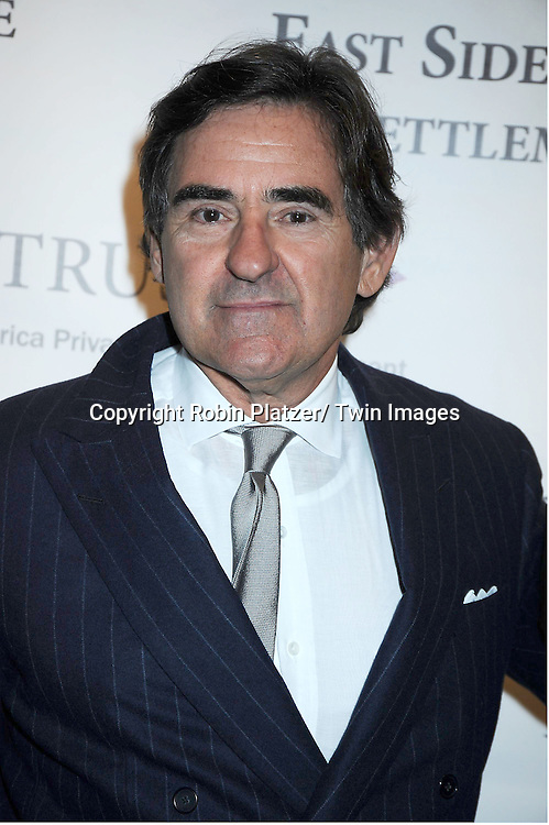 Peter Brant attending The 2011 Winter Antiques Show Opening Night on January 20, 2011 at The Park Avenue Armory in New York City. .