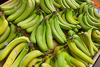Dole Bananas are seen in a Metro grocery store in Quebec city March 4, 2009.