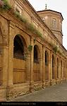 Hospital Santo Spirito in Sassia founded 1200 Sistine Lane Rome