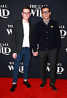 HOLLYWOOD, CA - FEBRUARY 13; Conrad Ricamora at The Call Of The Wild World Premiere on February 13, 2020 at El Capitan Theater in Hollywood, California. Credit: Tony Forte/MediaPunch