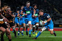 Piers Francis of the Blues during the Super Rugby Match between the Blues and the Chiefs at Eden Park in Auckland, New Zealand on Friday, 26 May 2017. Photo: Simon Watts / www.lintottphoto.co.nz