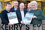 The Killarney Lions Club and Killarney Camera Club have once again teamed up to produce a wonderful 2013 Calendar featuring beautiful photos of Kerry Landscapes. .Front L-R Sean O'Grady, Tim O'Leary and President of Killarney Lions Club John O'Callaghan. .Back L-R Denis Murphy and Sean McGuillicuddy.