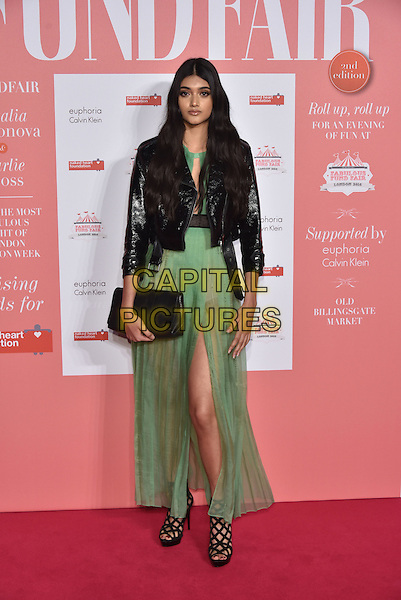 Neelam Gill<br /> arrivals at London's Fabulous Fund Fair 2016 in aid of the Naked Heart Foundation at Old Billingsgate Market on 20th February 2016.<br /> CAP/PL<br /> &copy;Phil Loftus/Capital Pictures