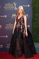 PASADENA - APR 30: Carly Steel at the 44th Daytime Emmy Awards at the Pasadena Civic Center on April 30, 2017 in Pasadena, California