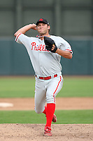 Michael Schwimer - Scottsdale Scorpions, 2009 Arizona Fall League.Photo by:  Bill Mitchell/Four Seam Images..